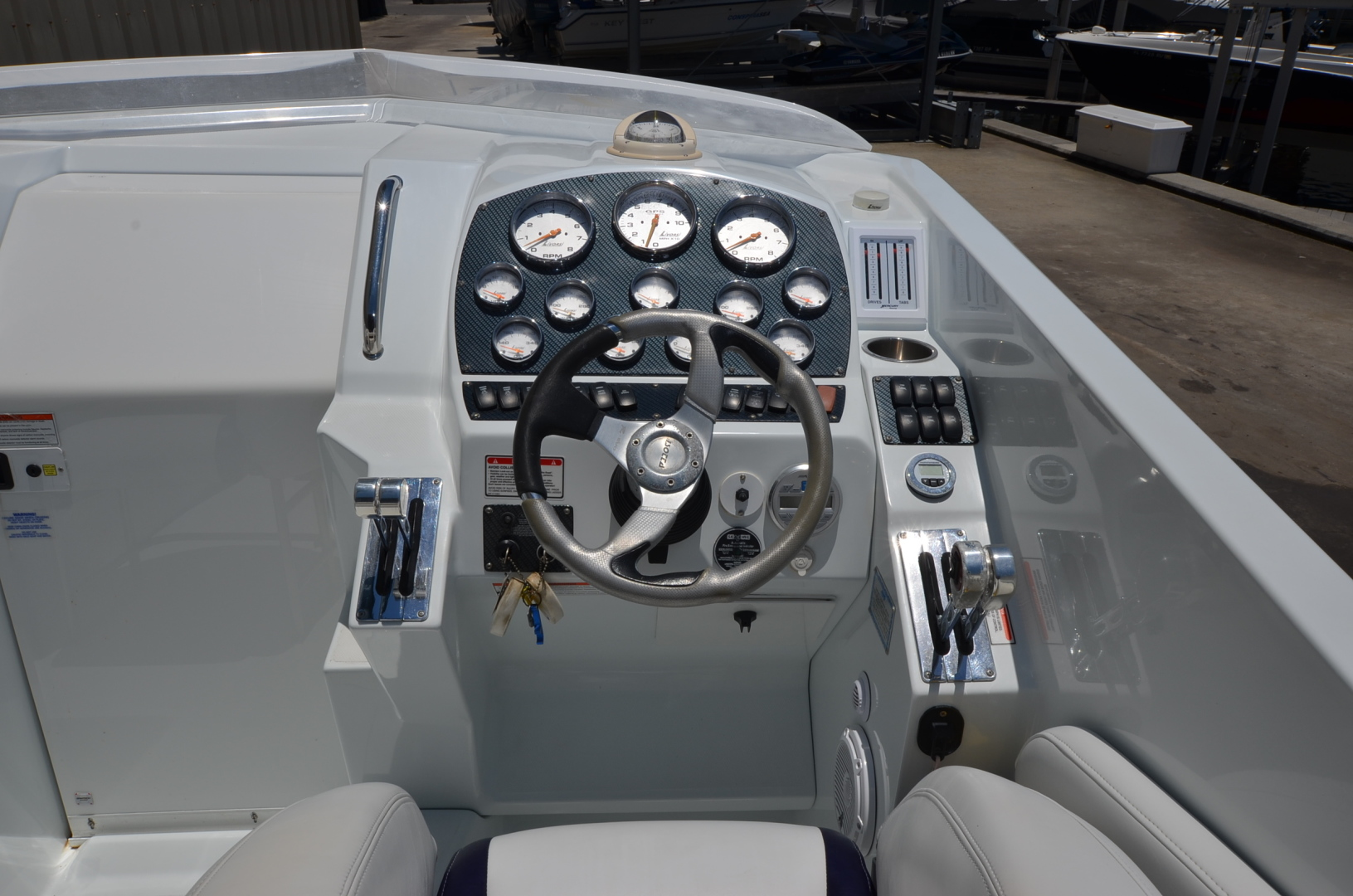 Baja-35 Outlaw 2006-HOGMOLLY Tarpon Springs-Florida-United States-1429405 | Thumbnail