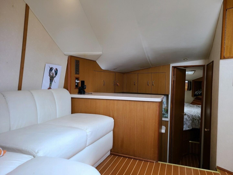 Ocean Yachts-40 Express 2001-Alexa Corinne Long Island-New York-United States-Salon-1430769 | Thumbnail