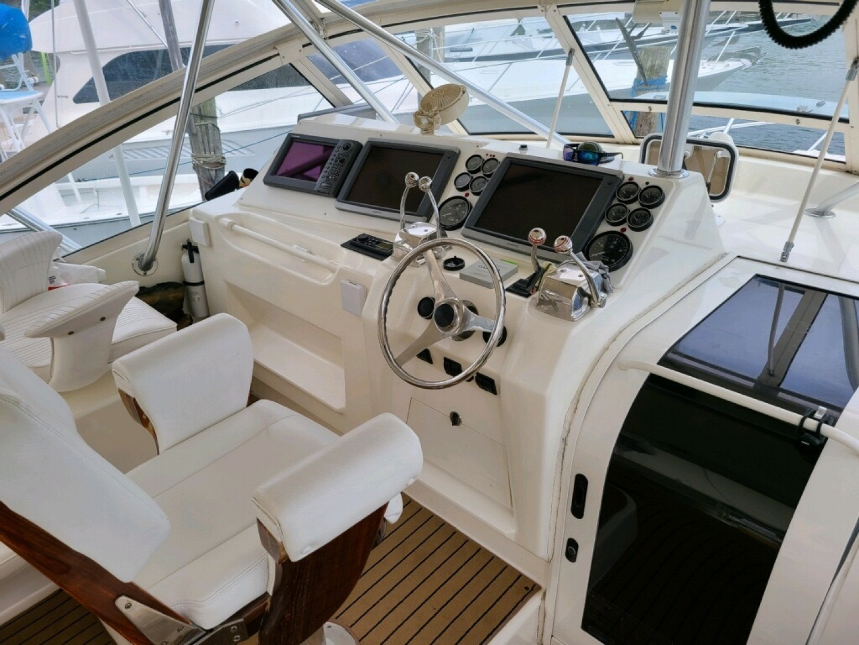 Ocean Yachts-40 Express 2001-Alexa Corinne Long Island-New York-United States-Helm-1430763 | Thumbnail