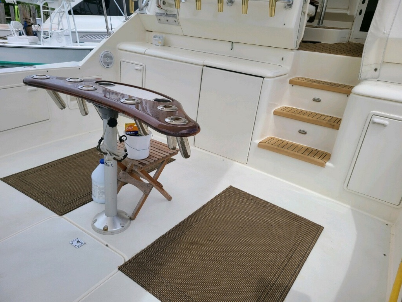Ocean Yachts-40 Express 2001-Alexa Corinne Long Island-New York-United States-Cockpit-1430757 | Thumbnail