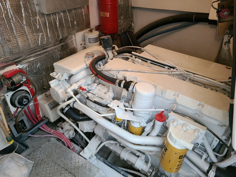 Ocean Yachts-40 Express 2001-Alexa Corinne Long Island-New York-United States-Starboard Engine-1430775 | Thumbnail