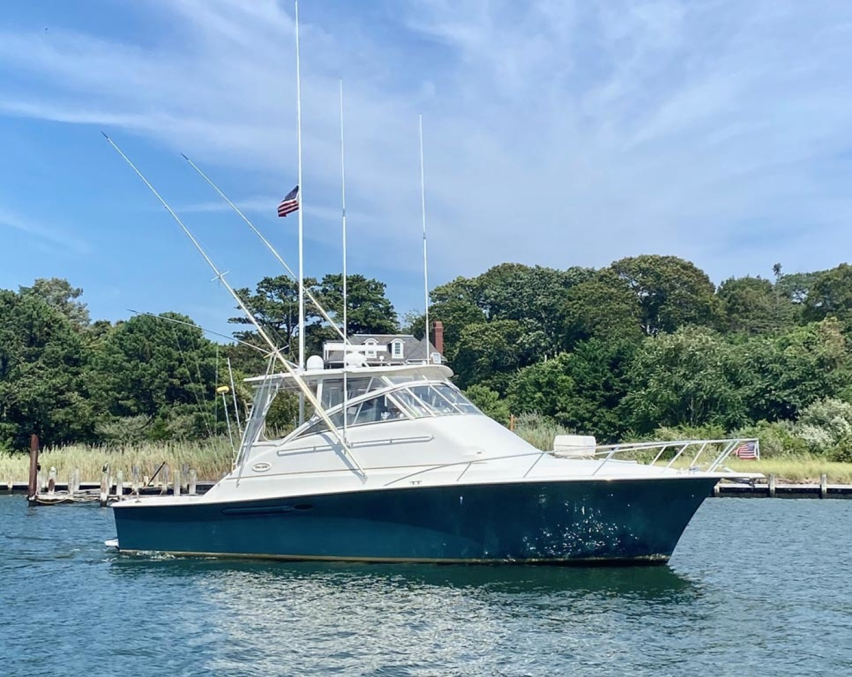 Ocean Yachts-40 Express 2001-Alexa Corinne Long Island-New York-United States-Starboard Forward-1470867 | Thumbnail