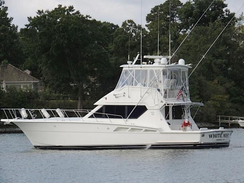 Hatteras-50 Convertible 1993-M.R. Ducks Ocean City-Maryland-United States-1430881   Thumbnail