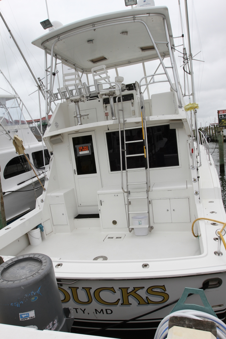 Hatteras-50 Convertible 1993-M.R. Ducks Ocean City-Maryland-United States-1430883   Thumbnail