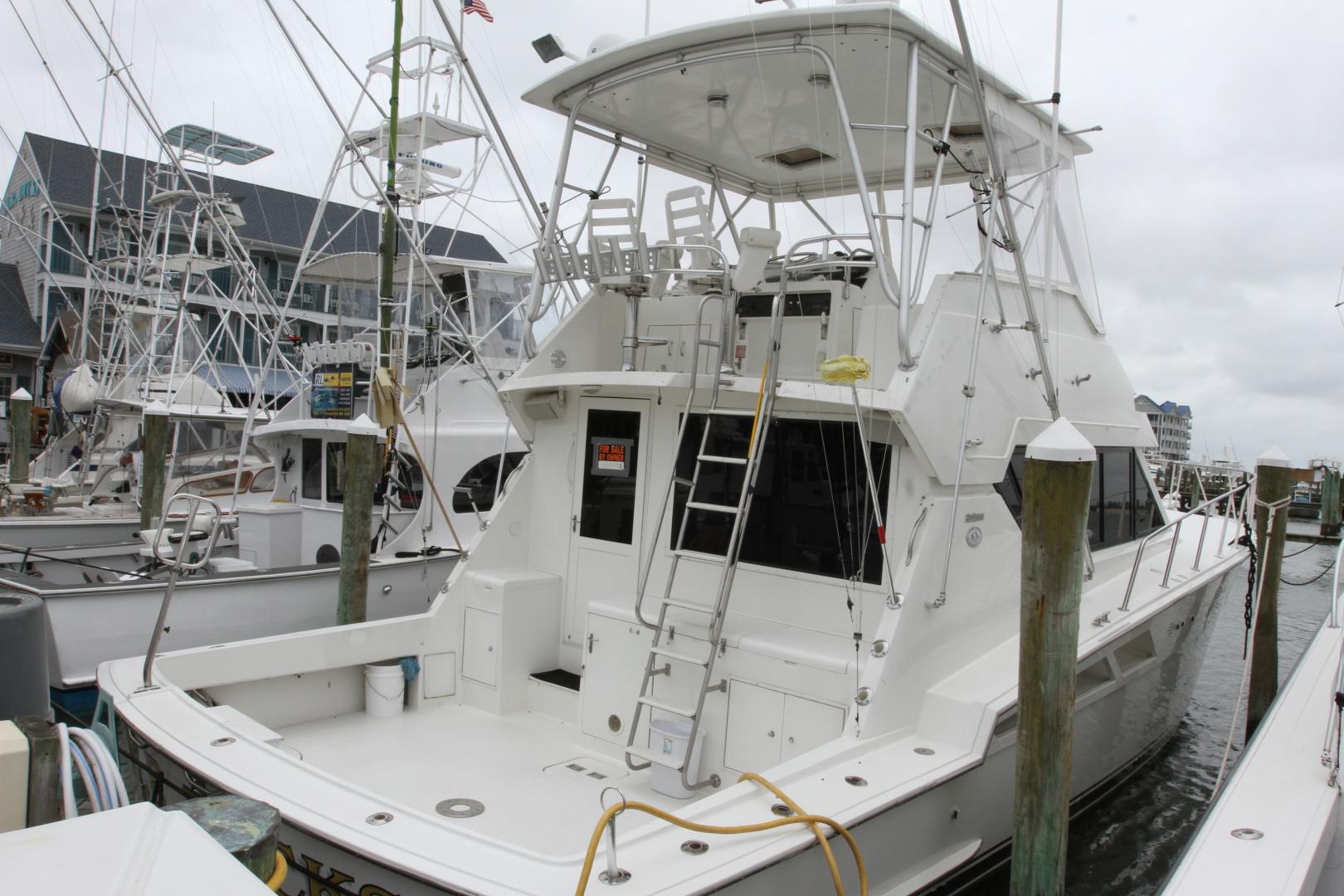 Hatteras-50 Convertible 1993-M.R. Ducks Ocean City-Maryland-United States-1430882   Thumbnail