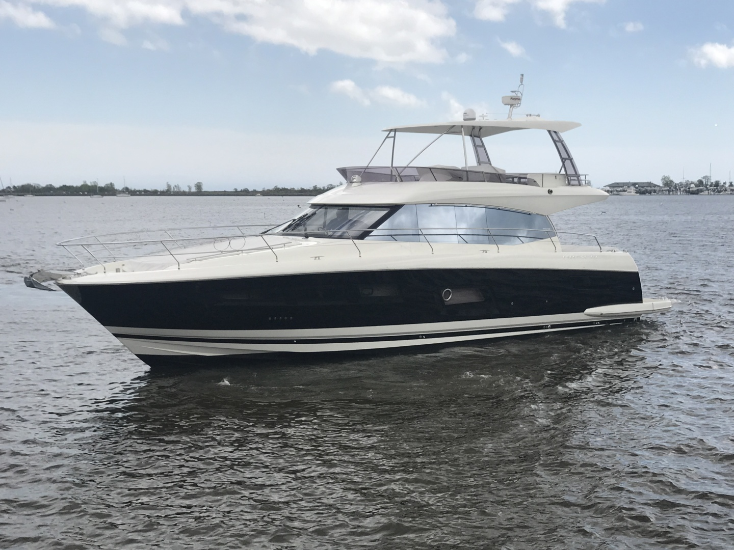 Prestige-550 Flybridge 2016-Dark Star Staten Island-New York-United States-1431680 | Thumbnail