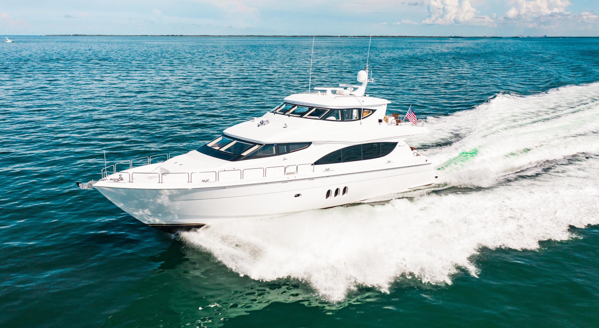 Hatteras-80 Motor Yacht 2008-Galati Yacht Sales Trade Anna Maria-Florida-United States-2008 Hatteras 80 Motor Yacht  Galati Yacht Sales Trade-1466284 | Thumbnail