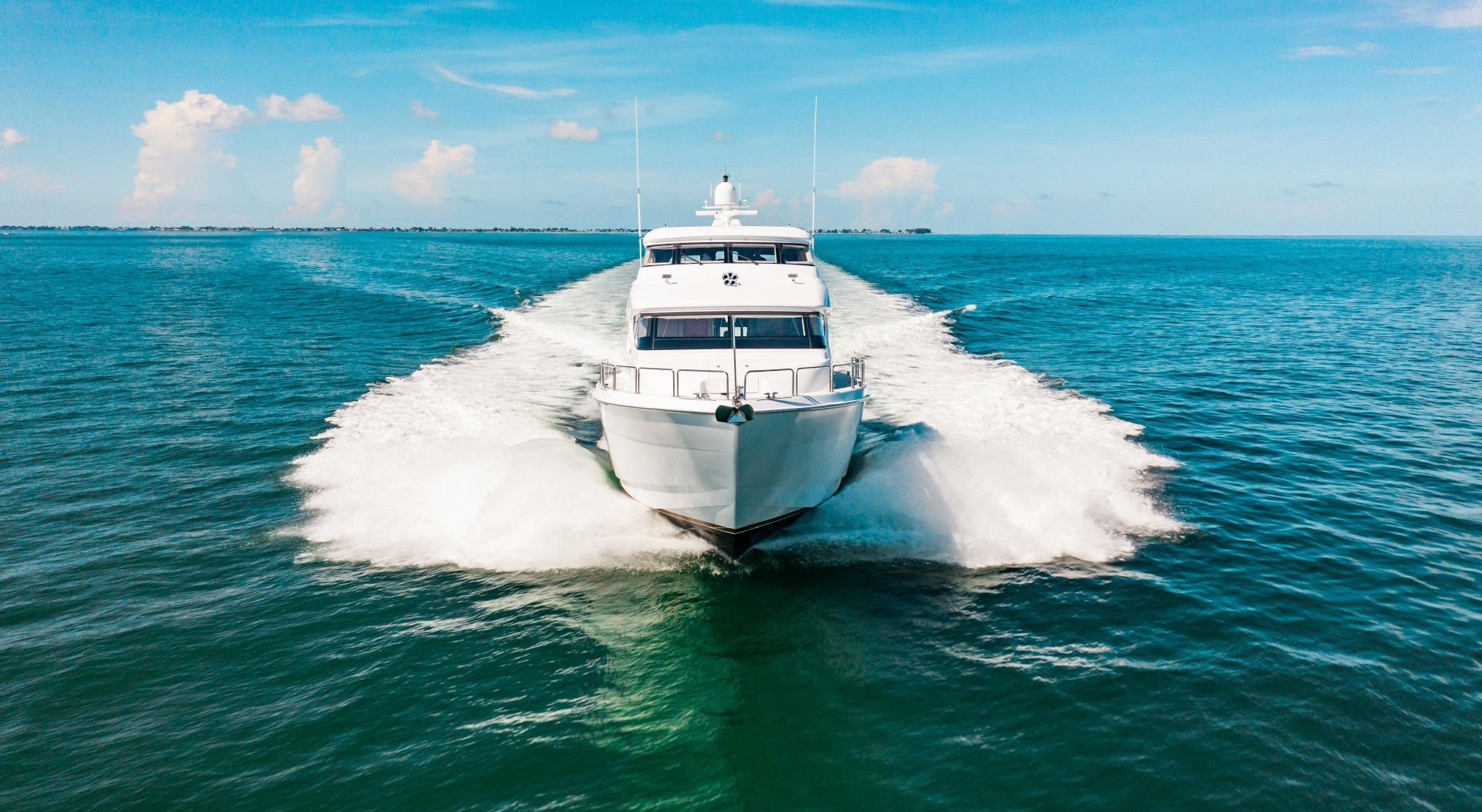 Hatteras-80 Motor Yacht 2008-Galati Yacht Sales Trade Anna Maria-Florida-United States-2008 Hatteras 80 Motor Yacht  Galati Yacht Sales Trade-1466277 | Thumbnail