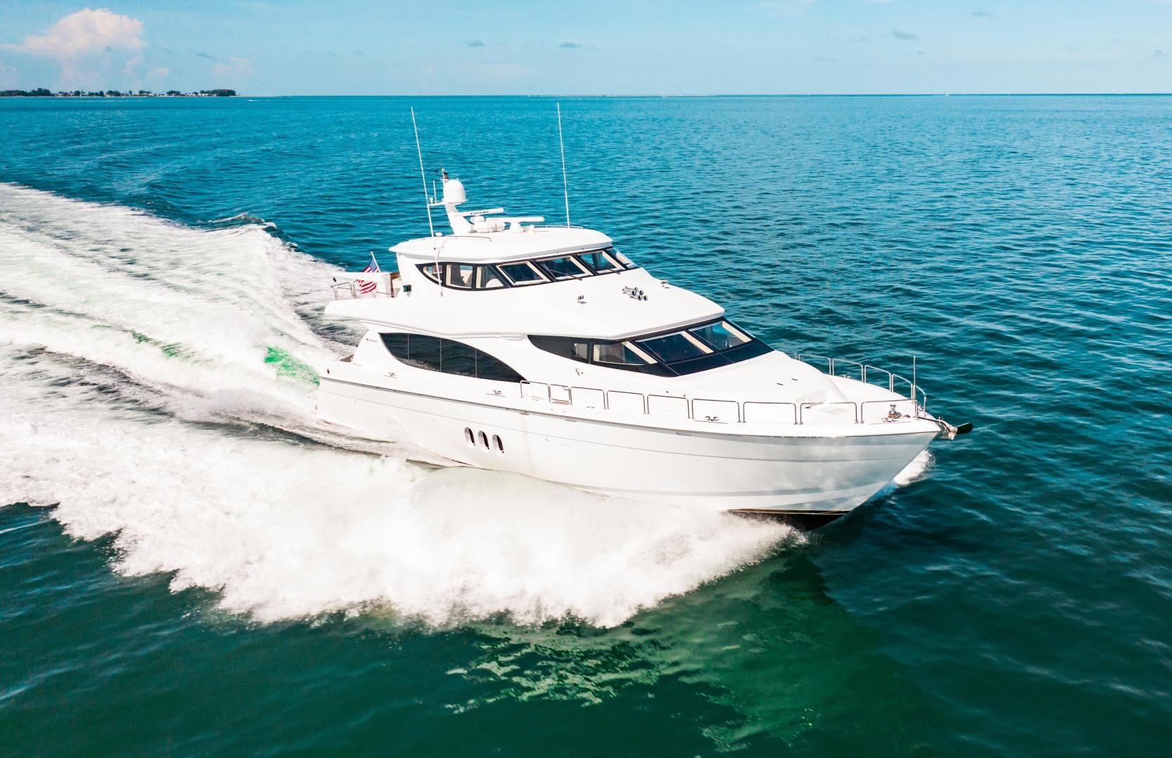 Hatteras-80 Motor Yacht 2008-Galati Yacht Sales Trade Anna Maria-Florida-United States-2008 Hatteras 80 Motor Yacht  Galati Yacht Sales Trade-1466271 | Thumbnail