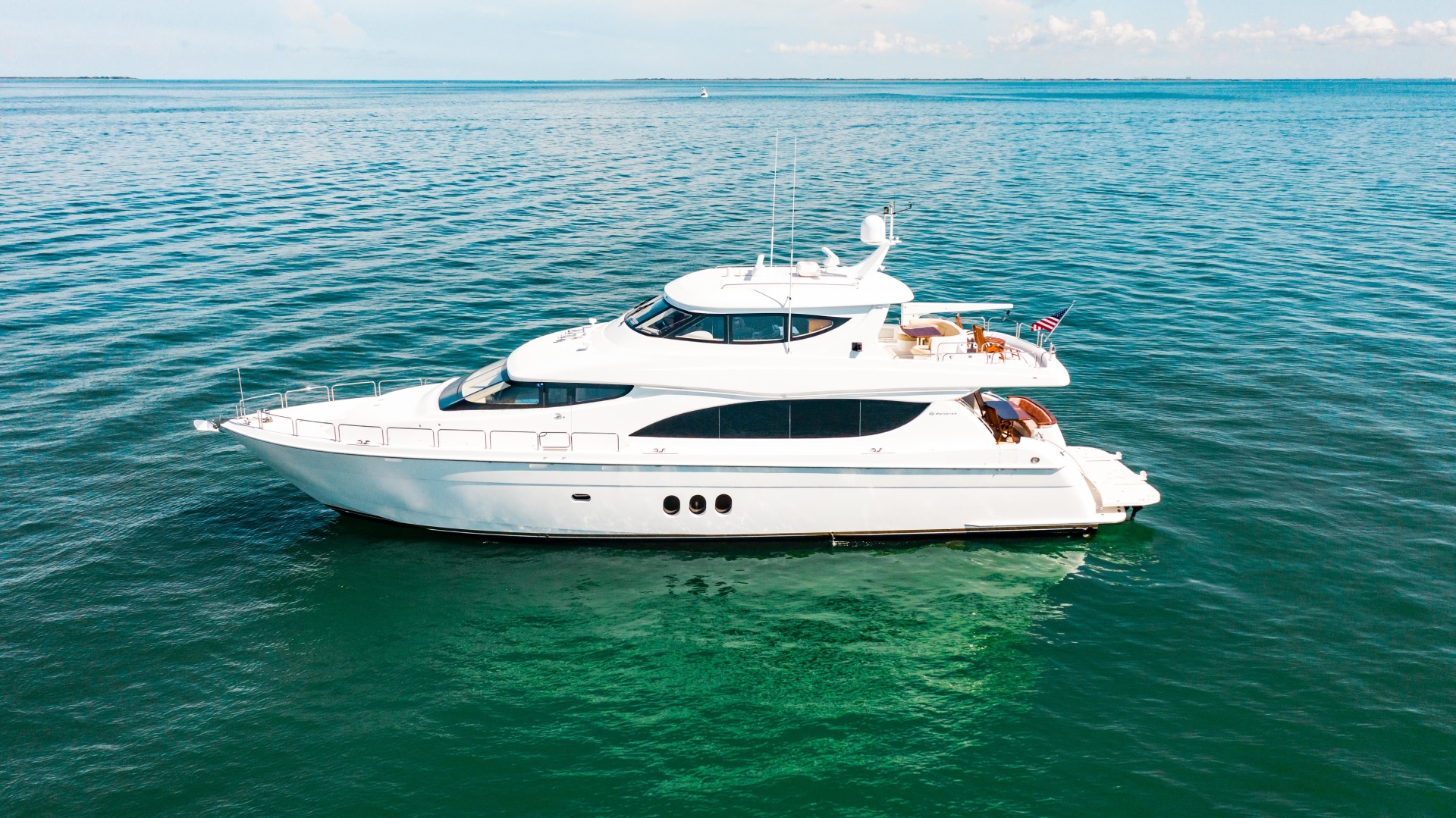 Hatteras-80 Motor Yacht 2008-Galati Yacht Sales Trade Anna Maria-Florida-United States-2008 Hatteras 80 Motor Yacht  Galati Yacht Sales Trade-1466265 | Thumbnail