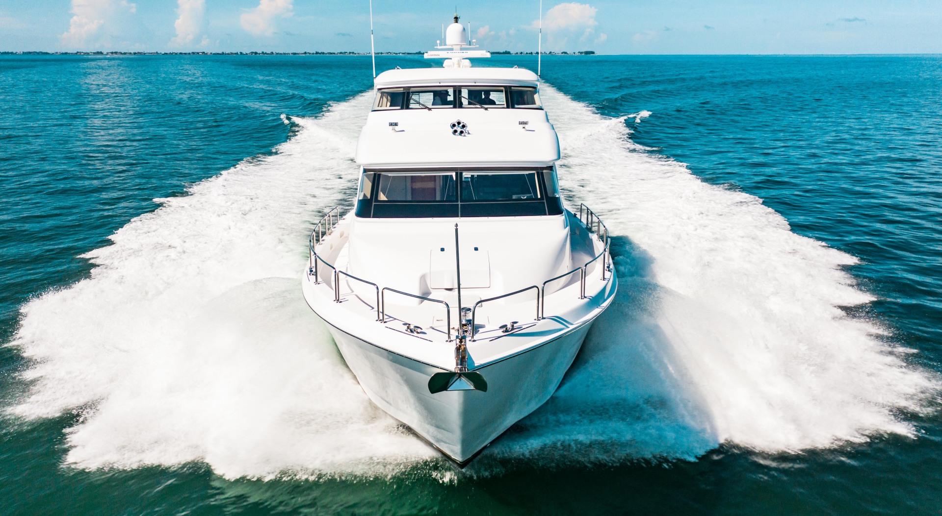 Hatteras-80 Motor Yacht 2008-Galati Yacht Sales Trade Anna Maria-Florida-United States-2008 Hatteras 80 Motor Yacht  Galati Yacht Sales Trade-1466274 | Thumbnail