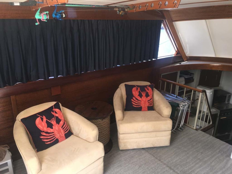 Post-Convertible 1979-Businesss Stuart-Florida-United States-Main Salon Port Side Chairs-1434341 | Thumbnail