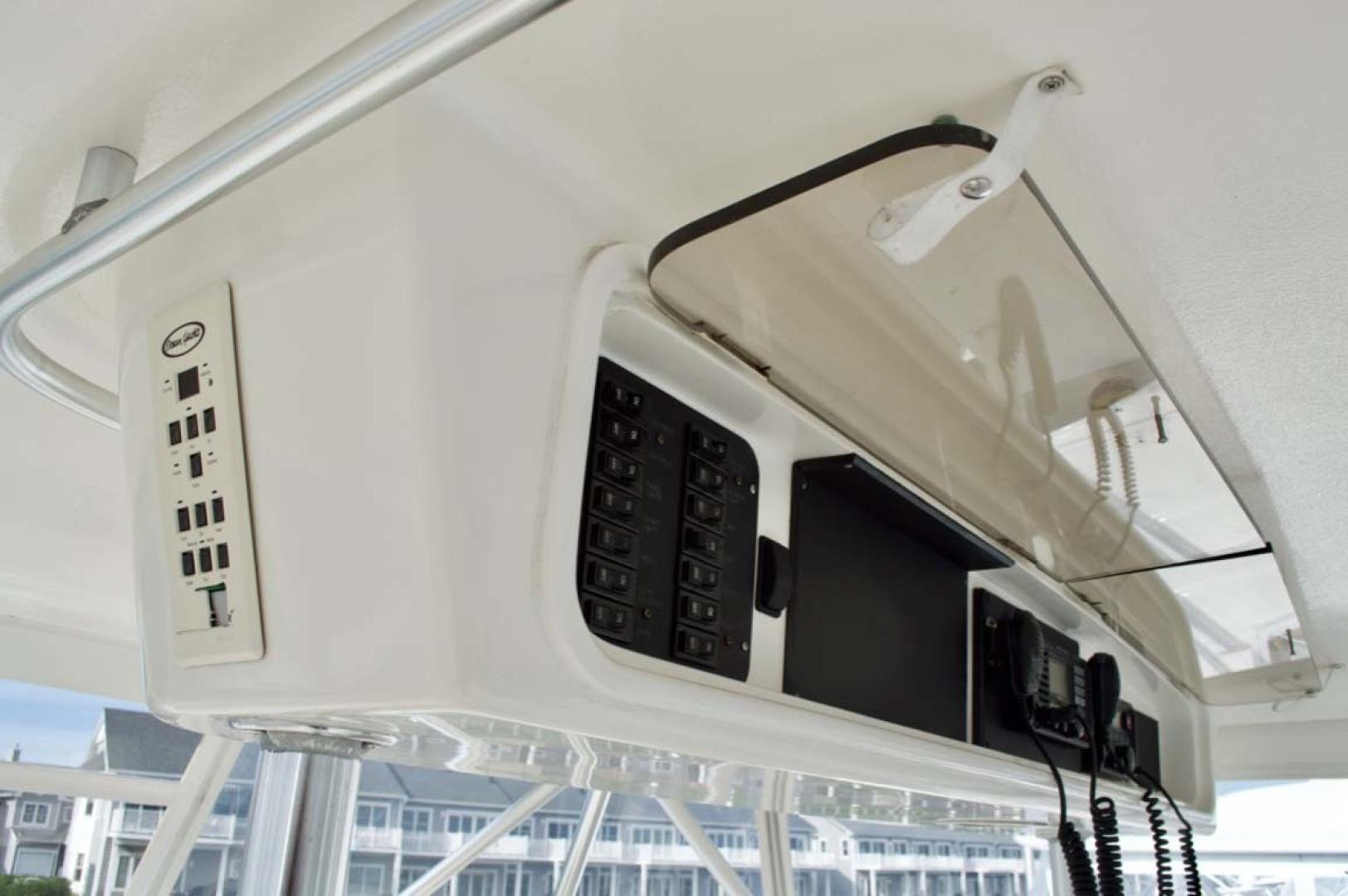 Ocean Yachts-SS 2005-Whiskey & Wine Stuart-Florida-United States-Overhead Electronics-1434590 | Thumbnail