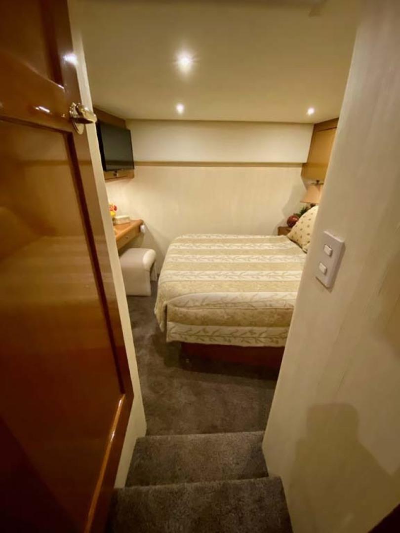 Ocean Yachts-SS 2005-Whiskey & Wine Stuart-Florida-United States-Master Stateroom-1434564 | Thumbnail