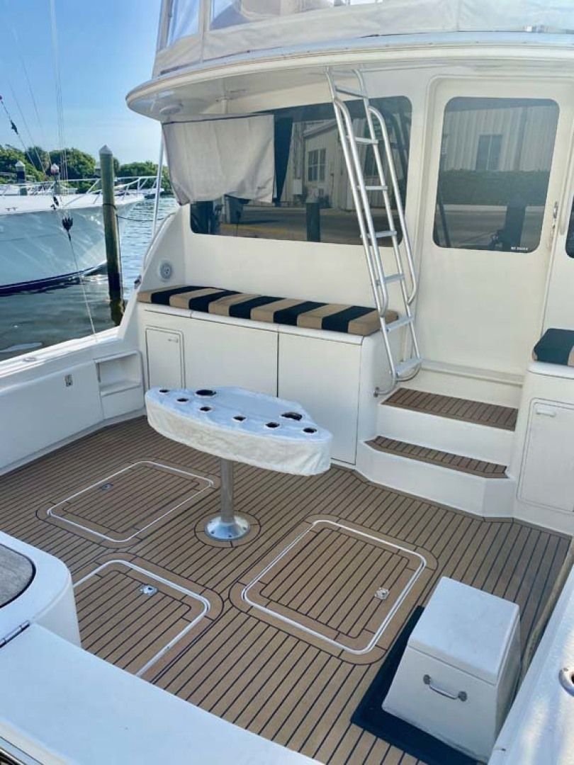 Ocean Yachts-52 SS 2005-Whiskey & Wine Stuart-Florida-United States-Cockpit-1434594 | Thumbnail