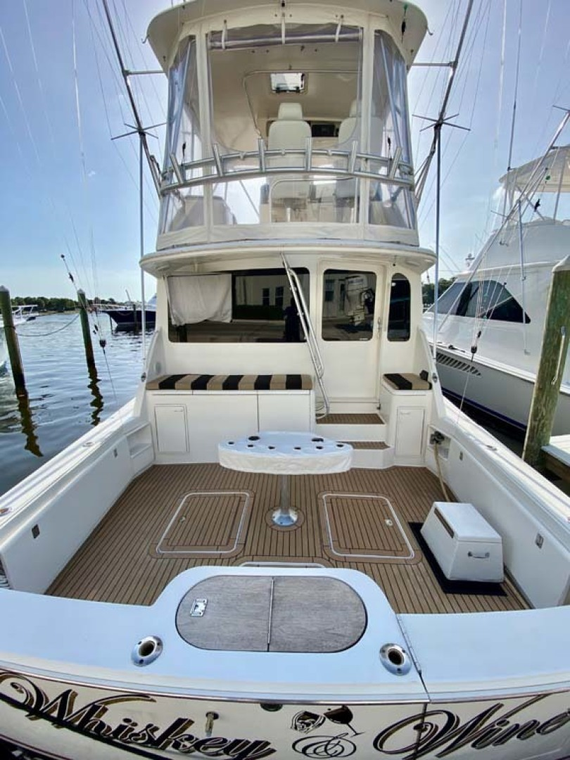 Ocean Yachts-52 SS 2005-Whiskey & Wine Stuart-Florida-United States-Cockpit-1434600 | Thumbnail