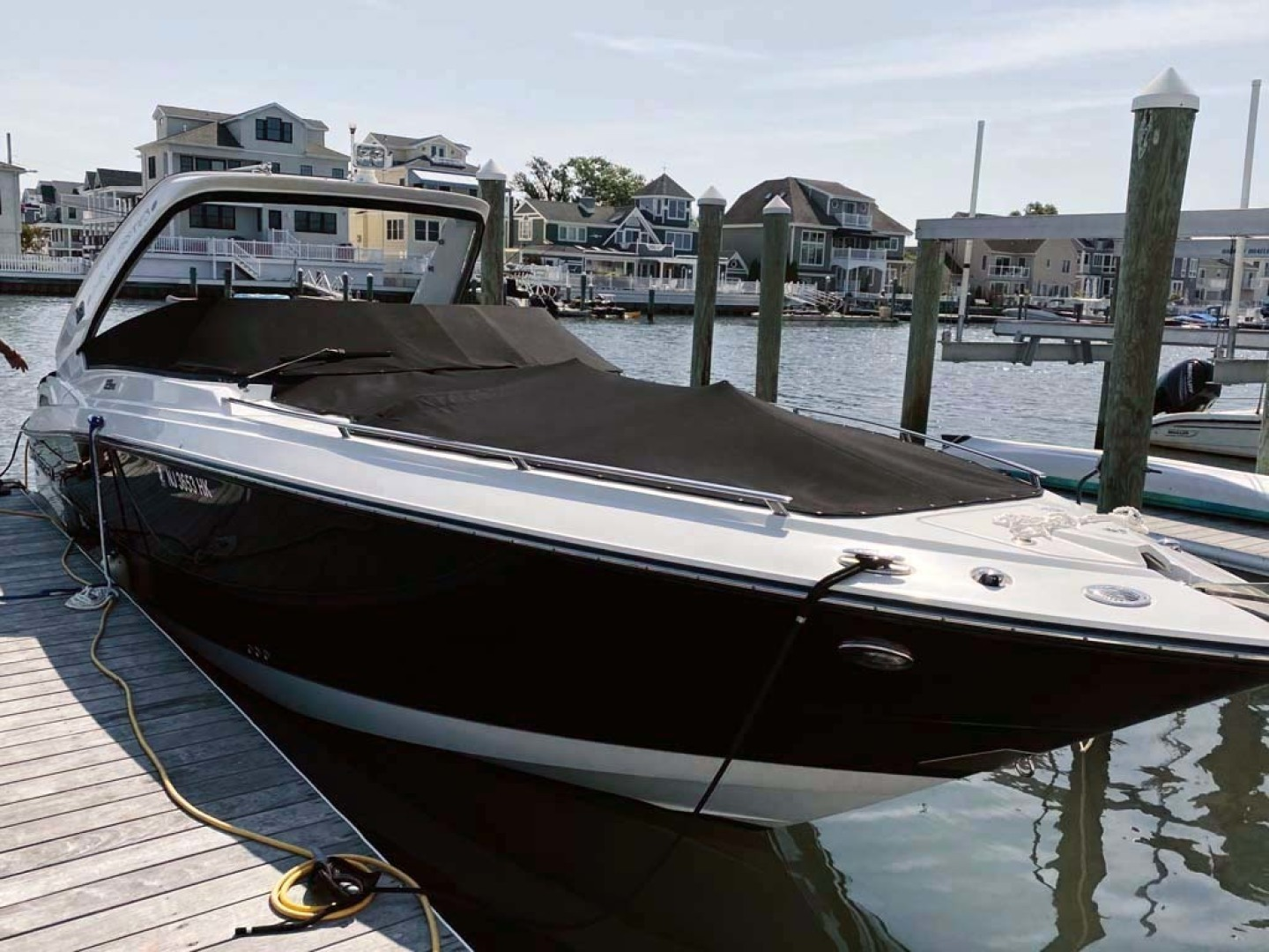Monterey-328 Super Sport 2016 -Margate-New Jersey-United States-Starboard Bow-1436639 | Thumbnail