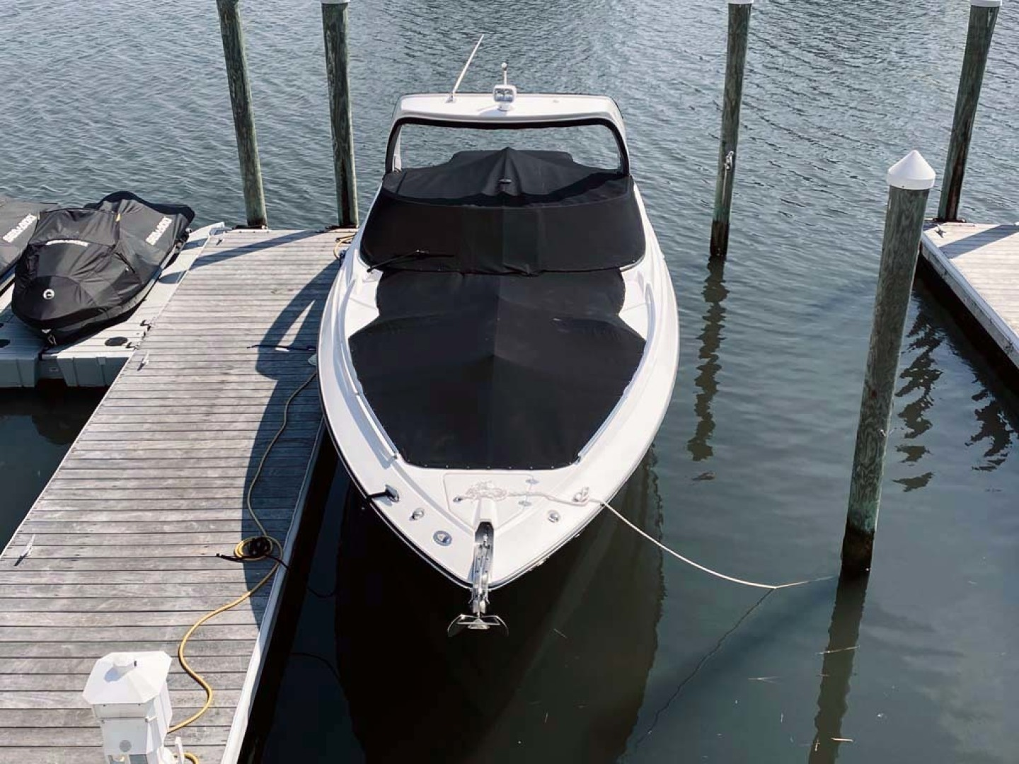 Monterey-328 Super Sport 2016 -Margate-New Jersey-United States-Bow Profile-1436638 | Thumbnail