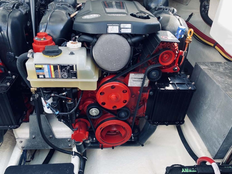 Monterey-328 Super Sport 2016 -Margate-New Jersey-United States-Port Engine-1436669 | Thumbnail