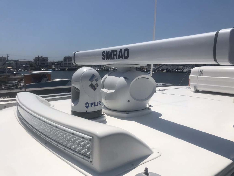 SeaVee-390 B 2019 -Cape May-New Jersey-United States-Hardtop, Spotlight and Radar-1438384 | Thumbnail