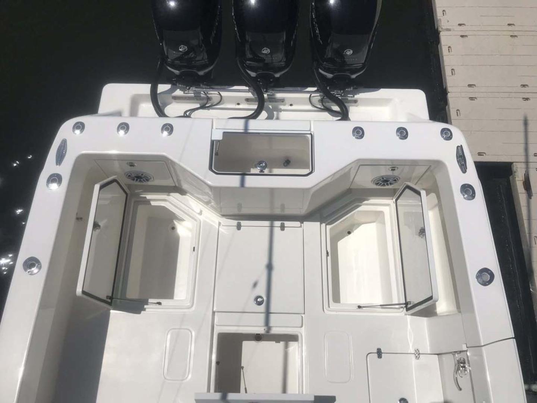 SeaVee-390 B 2019 -Cape May-New Jersey-United States-Cockpit-1438391 | Thumbnail