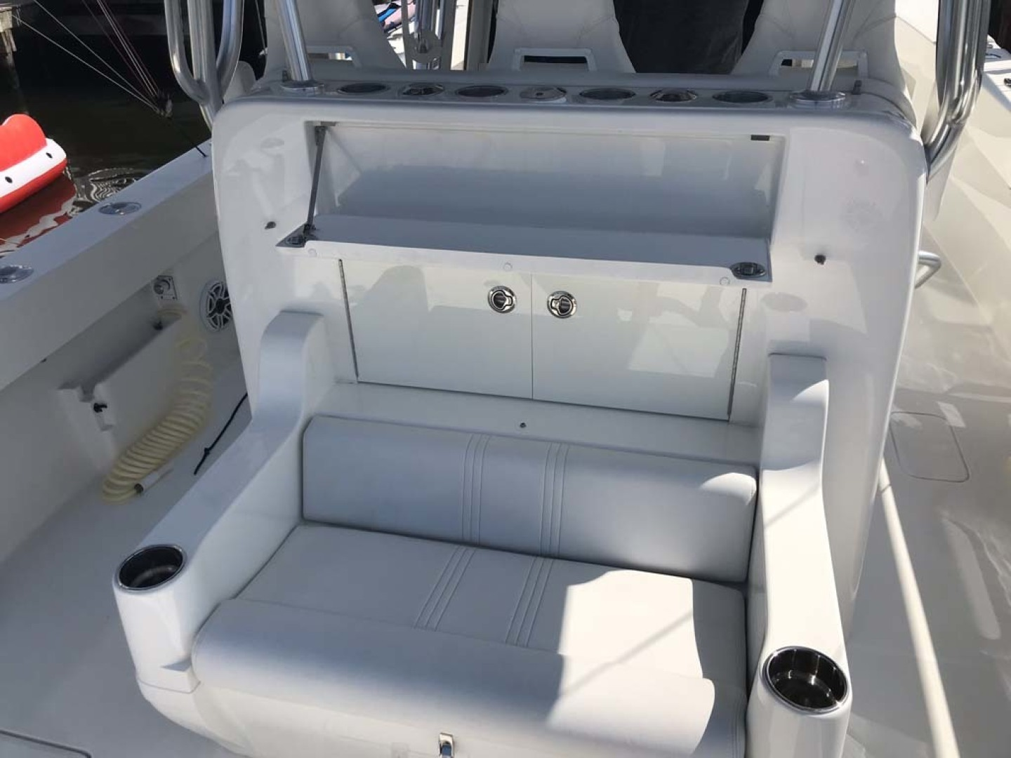 SeaVee-390 B 2019 -Cape May-New Jersey-United States-Center Console and Forward Seat -1438383 | Thumbnail