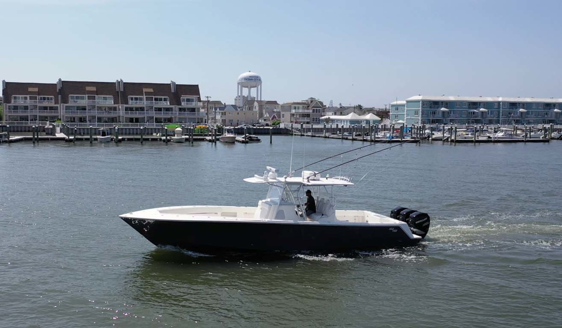 SeaVee-390 B 2019 -Cape May-New Jersey-United States-Port View-1438394 | Thumbnail