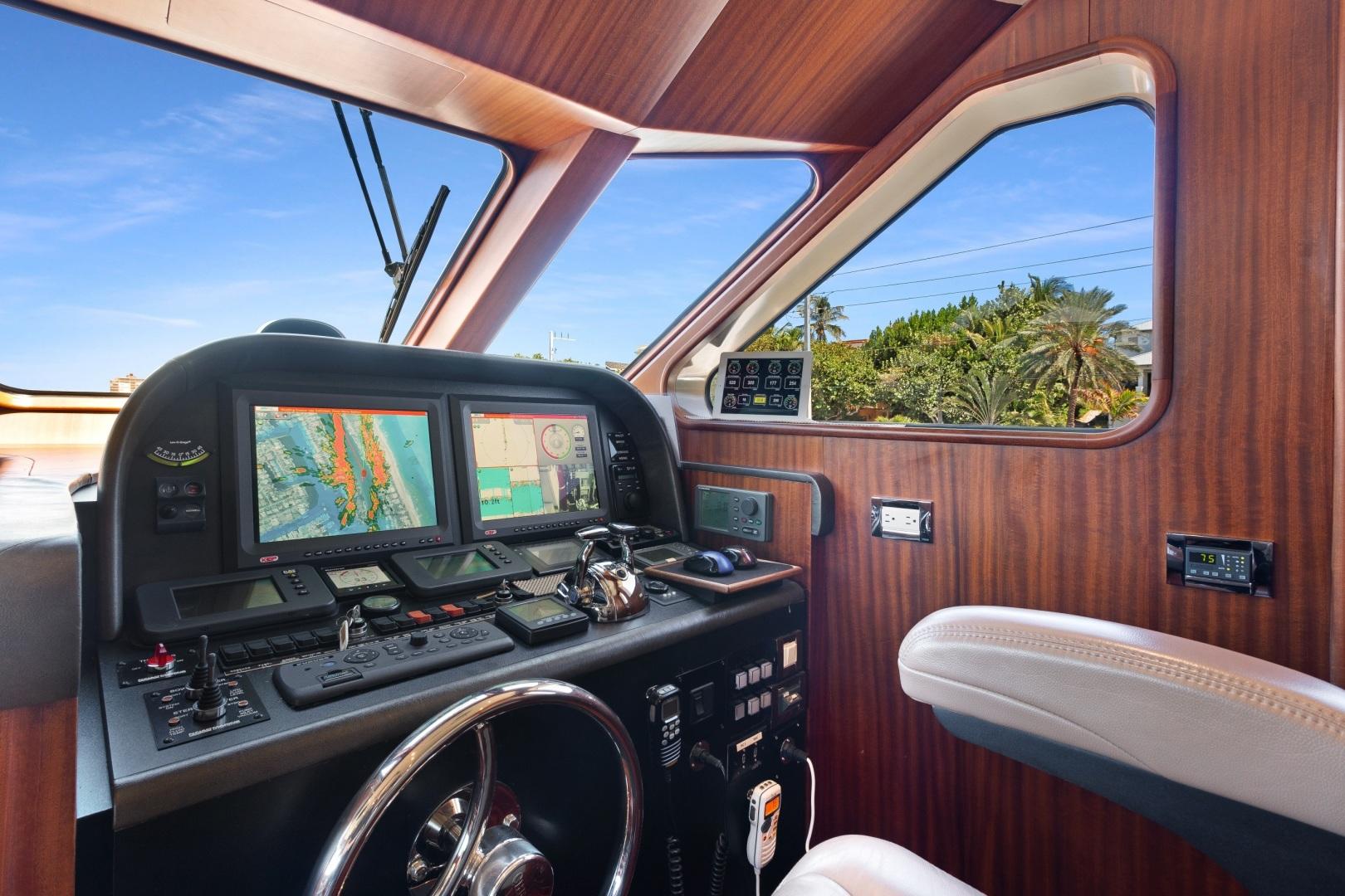 Cheoy Lee-Bravo 2008-Bella Sophia Lighthouse Point-Florida-United States-1439090 | Thumbnail