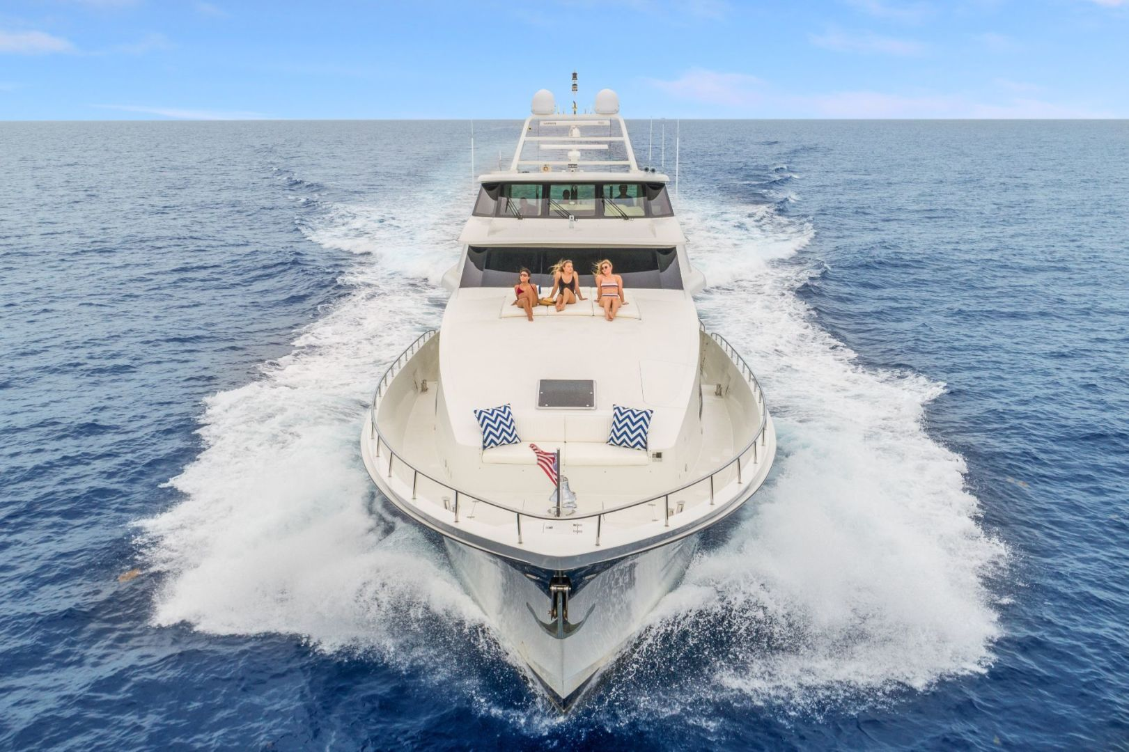 Cheoy Lee-Cockpit Motor Yacht  2007-Happiness British Columbia-Canada-1438969 | Thumbnail