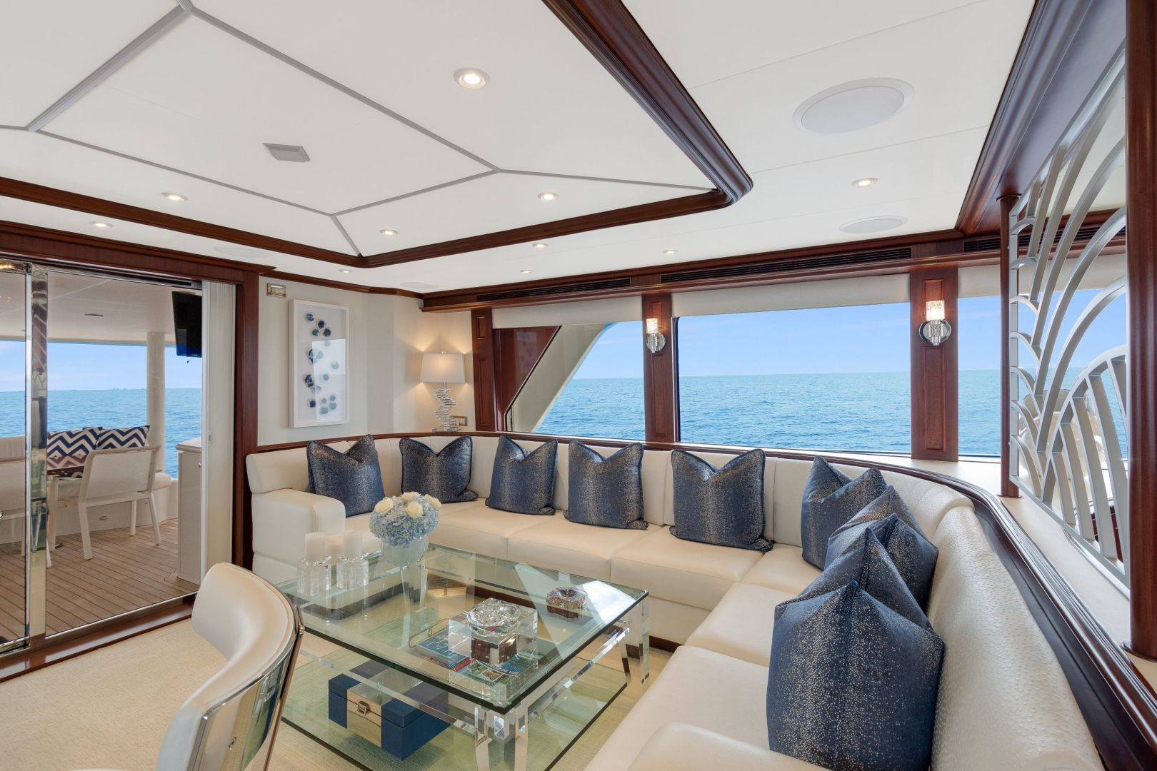 Cheoy Lee-Cockpit Motor Yacht  2007-Happiness British Columbia-Canada-1438999 | Thumbnail
