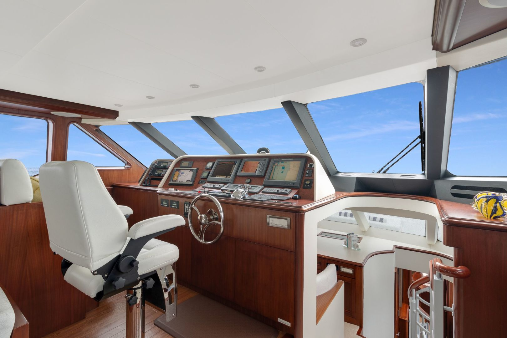 Cheoy Lee-Cockpit Motor Yacht  2007-Happiness British Columbia-Canada-1439005 | Thumbnail