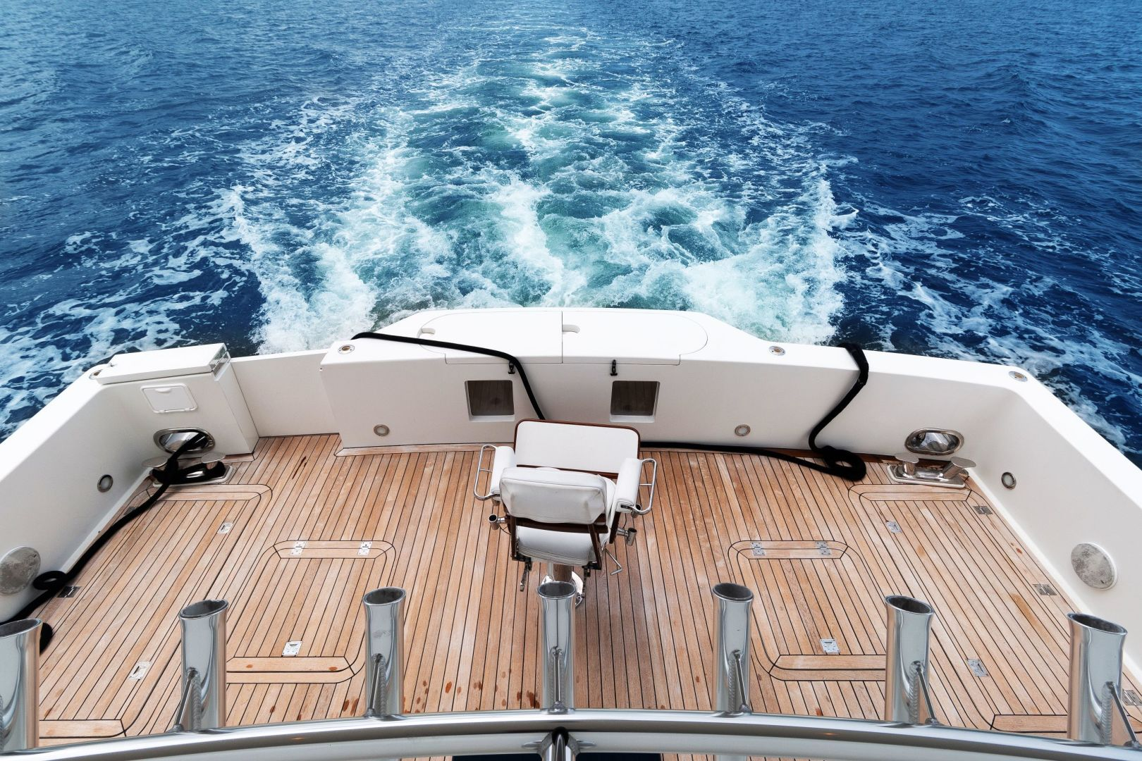 Cheoy Lee-Cockpit Motor Yacht  2007-Happiness British Columbia-Canada-1438957 | Thumbnail