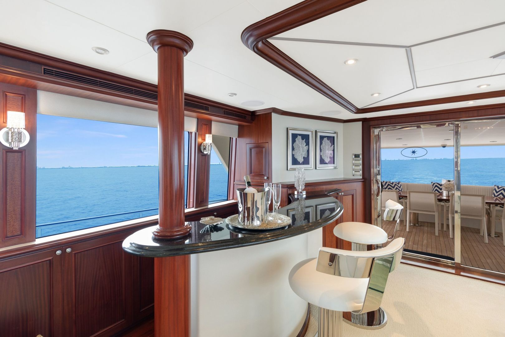 Cheoy Lee-Cockpit Motor Yacht  2007-Happiness British Columbia-Canada-1438998 | Thumbnail