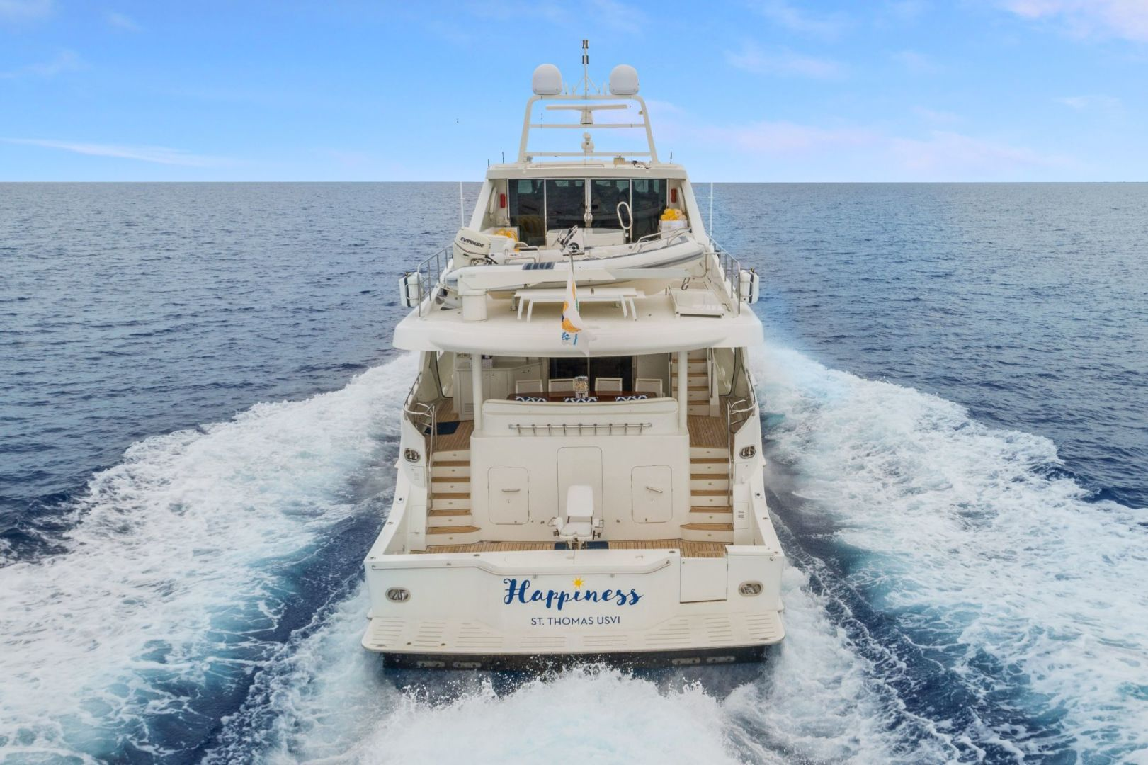 Cheoy Lee-Cockpit Motor Yacht  2007-Happiness British Columbia-Canada-1438970 | Thumbnail
