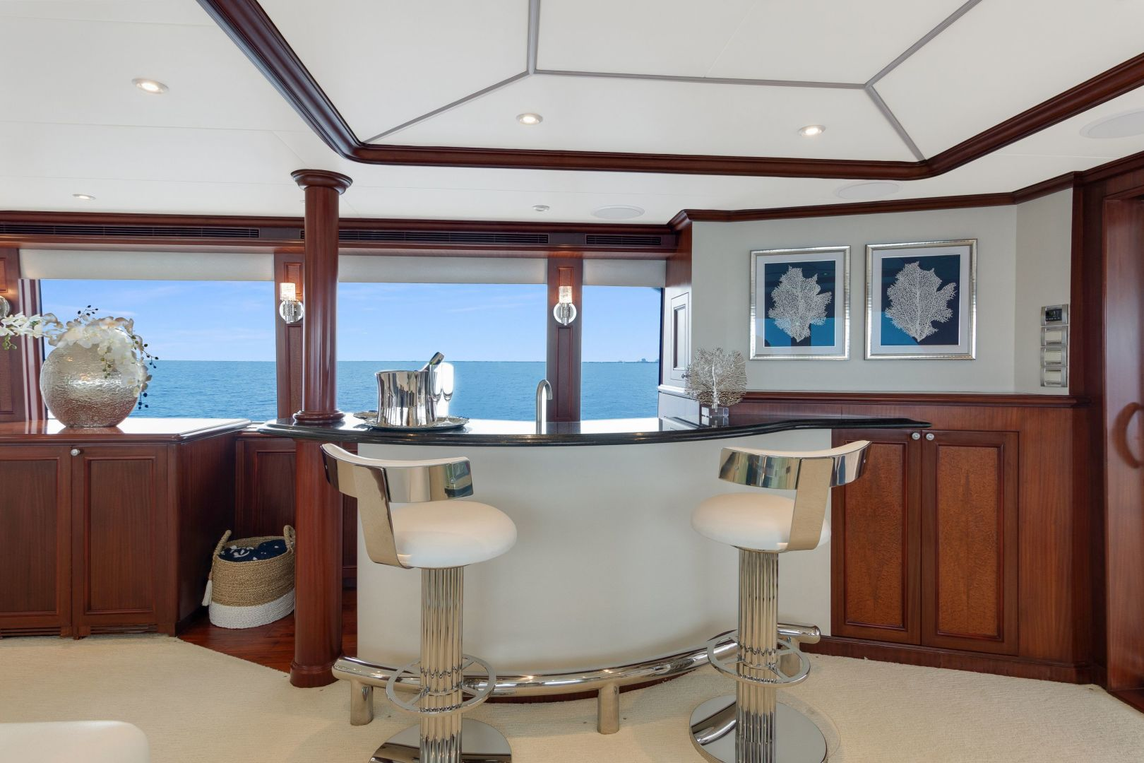 Cheoy Lee-Cockpit Motor Yacht  2007-Happiness British Columbia-Canada-1439003 | Thumbnail