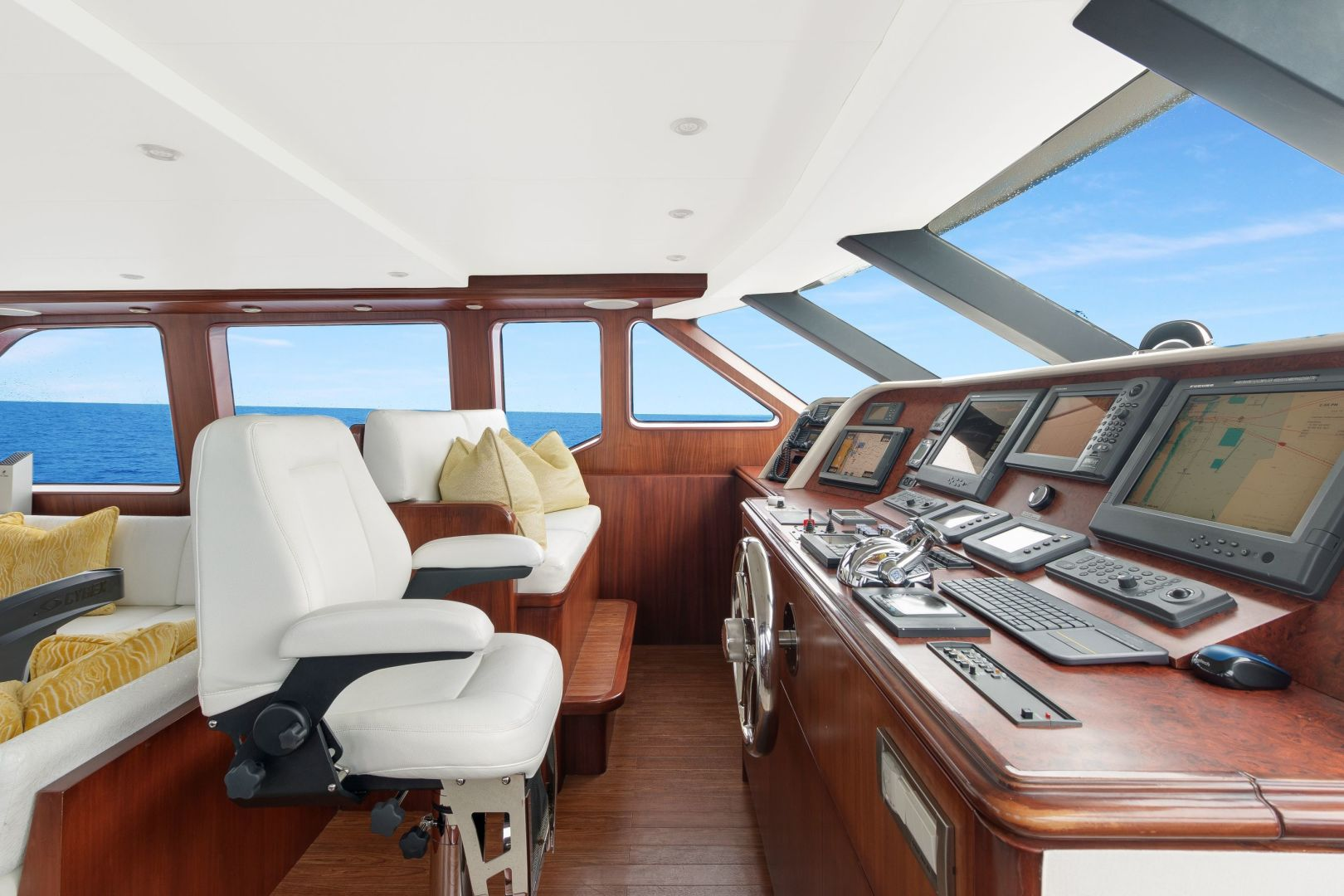 Cheoy Lee-Cockpit Motor Yacht  2007-Happiness British Columbia-Canada-1439006 | Thumbnail