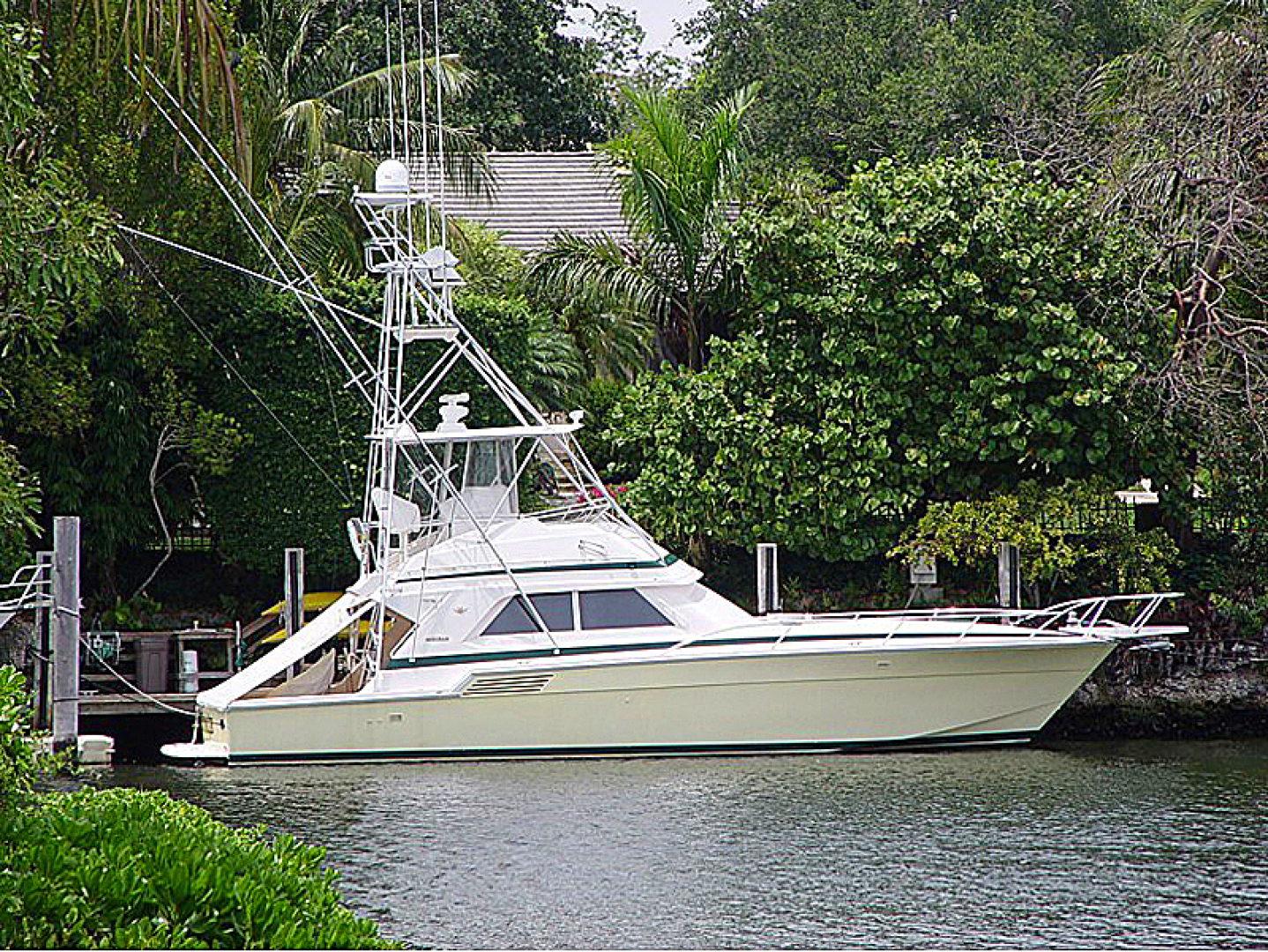 Bertram-Convertible 1996-Diastole Florida-United States-1439992 | Thumbnail