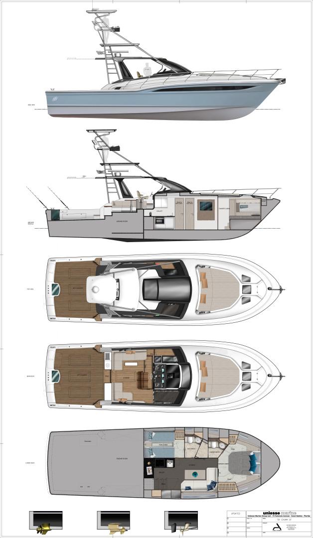 Uniesse-Exuma SF5 2021-Exuma SF5 New Build Fort Lauderdale-Florida-United States-1440207 | Thumbnail