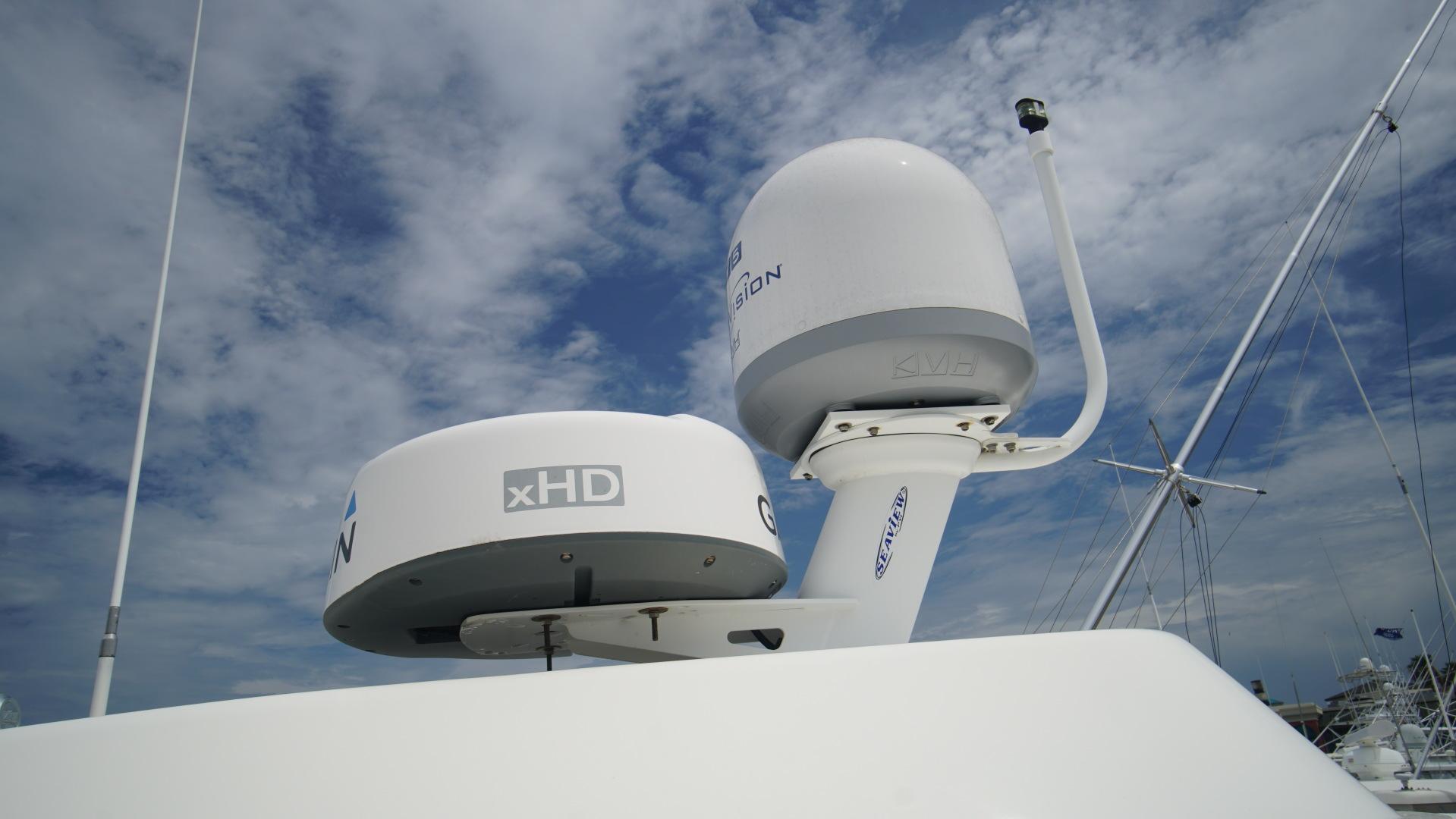 Cabo-40 Convertible 2009-Rip Rider Orange Beach-Alabama-United States-Radar-1440129 | Thumbnail