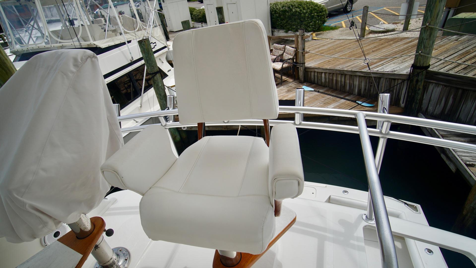 Cabo-40 Convertible 2009-Rip Rider Orange Beach-Alabama-United States-Helm Chairs-1440128 | Thumbnail