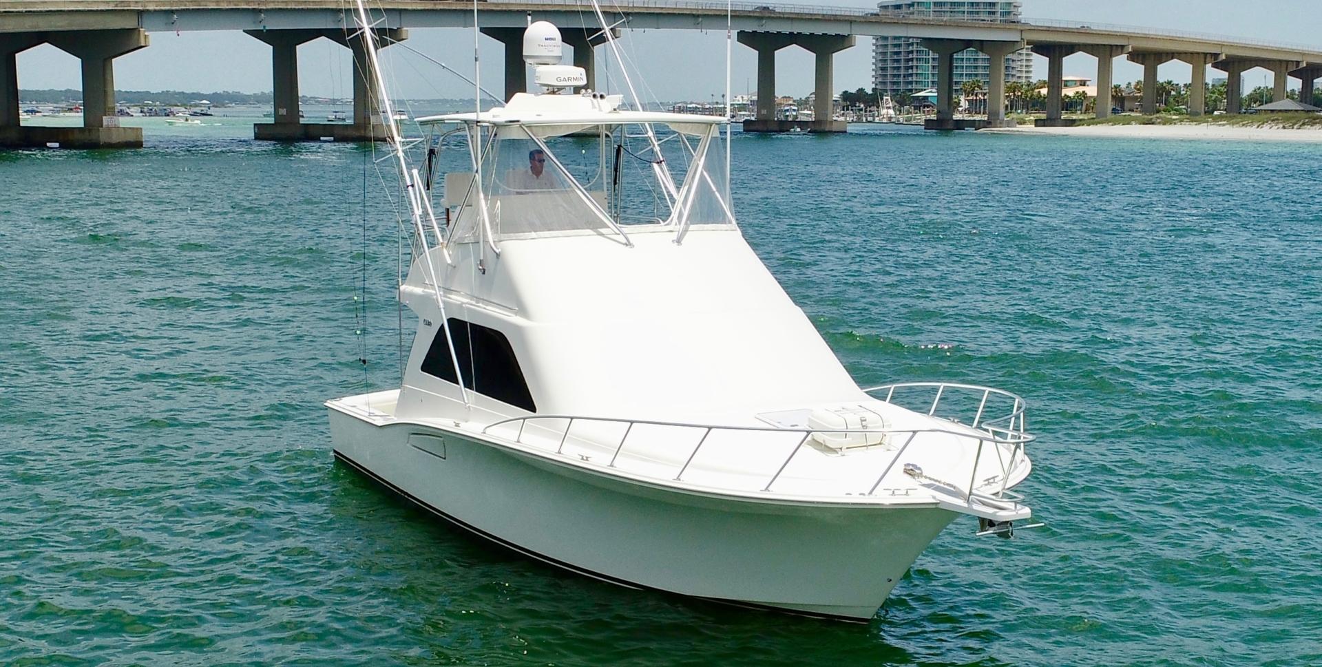 Cabo-40 Convertible 2009-Rip Rider Orange Beach-Alabama-United States-Starboard Bow-1440141 | Thumbnail