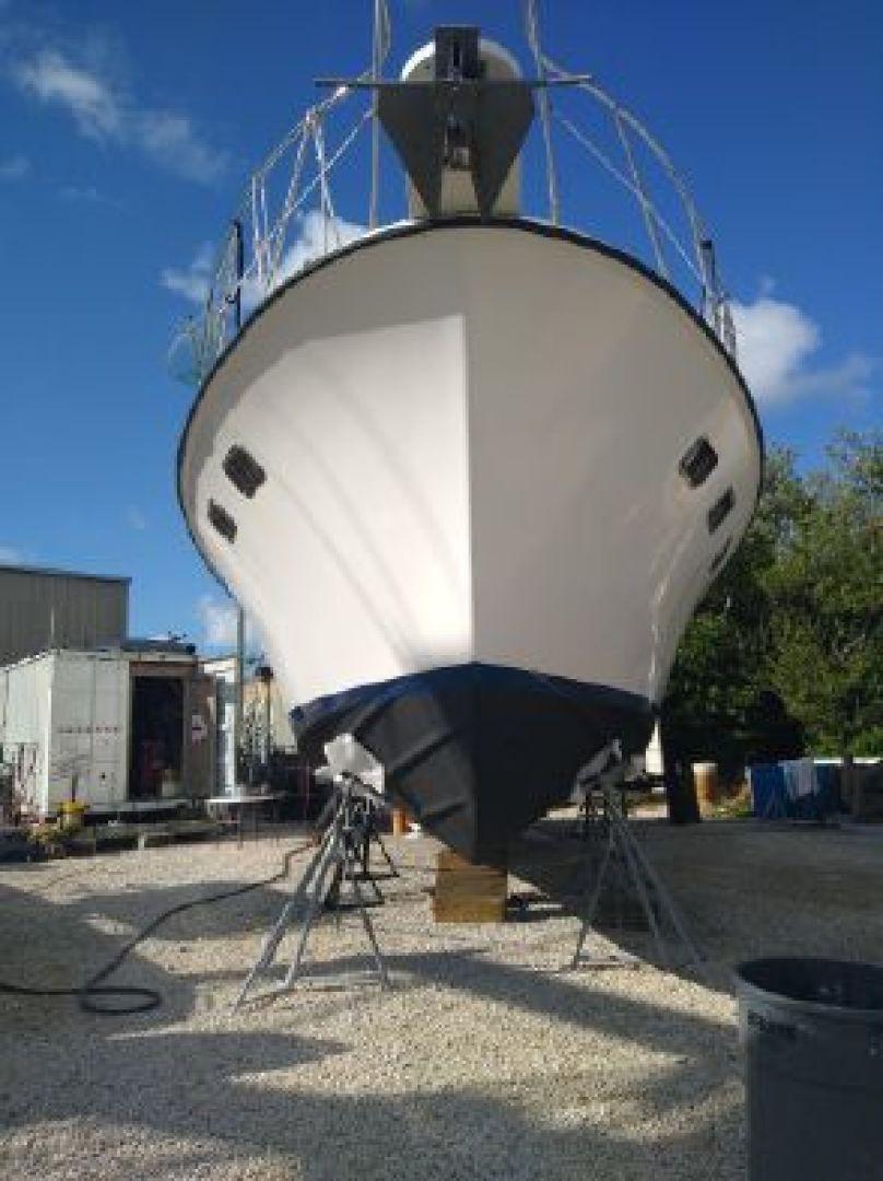 Marine Trader 1987-Mystic Gem Fort Lauderdale-Florida-United States-1443118 | Thumbnail