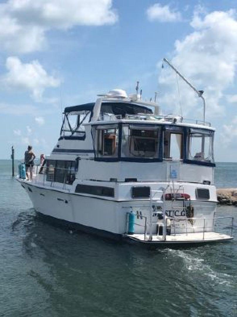 Marine Trader 1987-Mystic Gem Fort Lauderdale-Florida-United States-1443116 | Thumbnail