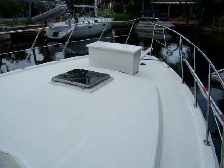 Marine Trader 1987-Mystic Gem Fort Lauderdale-Florida-United States-1443110 | Thumbnail