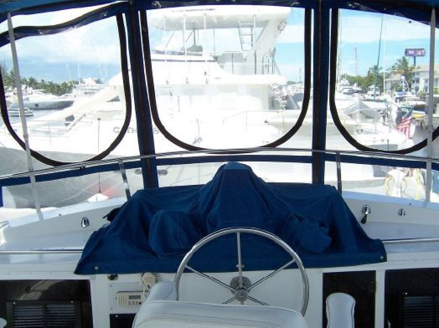 Marine Trader 1987-Mystic Gem Fort Lauderdale-Florida-United States-1443103 | Thumbnail