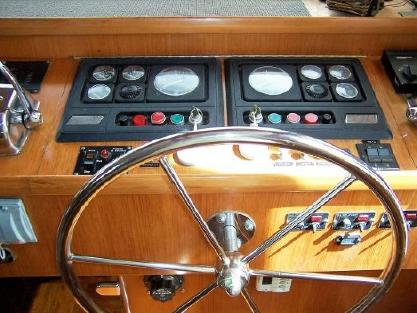 Marine Trader 1987-Mystic Gem Fort Lauderdale-Florida-United States-1443101 | Thumbnail