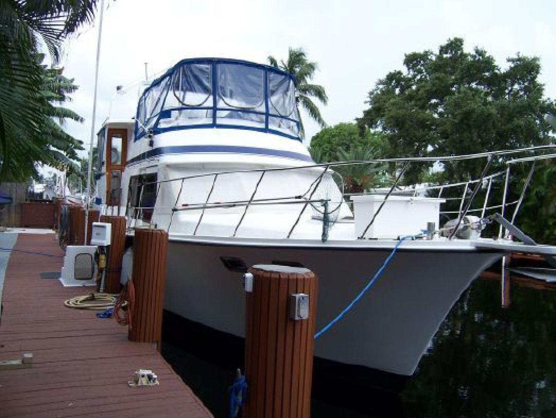 Marine Trader 1987-Mystic Gem Fort Lauderdale-Florida-United States-1443108 | Thumbnail