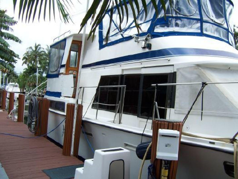 Marine Trader 1987-Mystic Gem Fort Lauderdale-Florida-United States-1443109 | Thumbnail