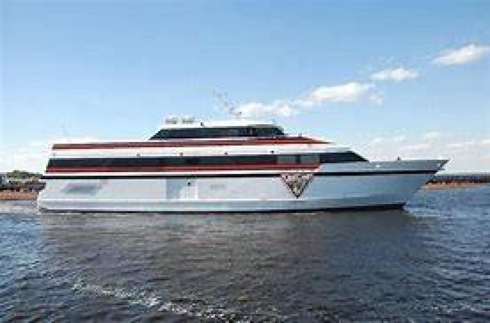 1998 Washburn & Doughty 155' Casino Cruise Ship