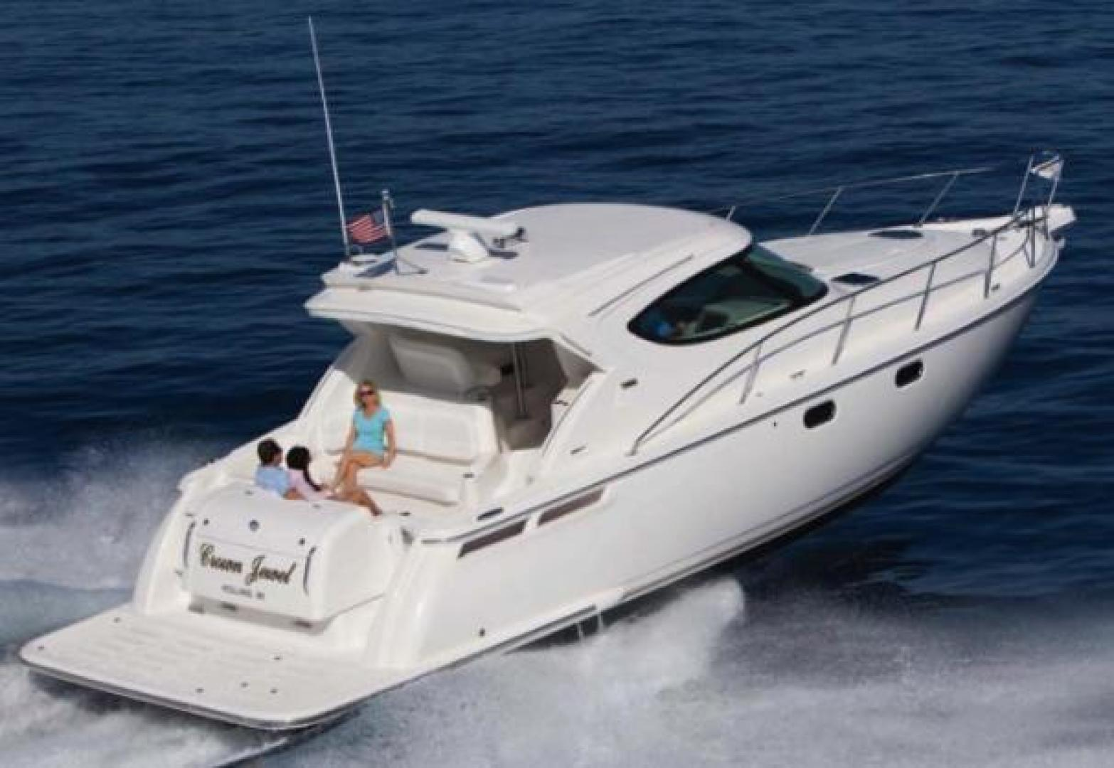 Tiara Yachts-4500 Sovran 2011-SOMEBEACH SOMEWHERE Fort Lauderdale-Florida-United States-1444117 | Thumbnail